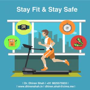 Stay Fit & Stay Safe