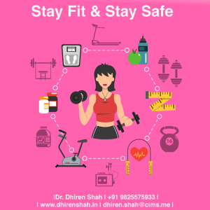 Stay Fit & Stay Safe!