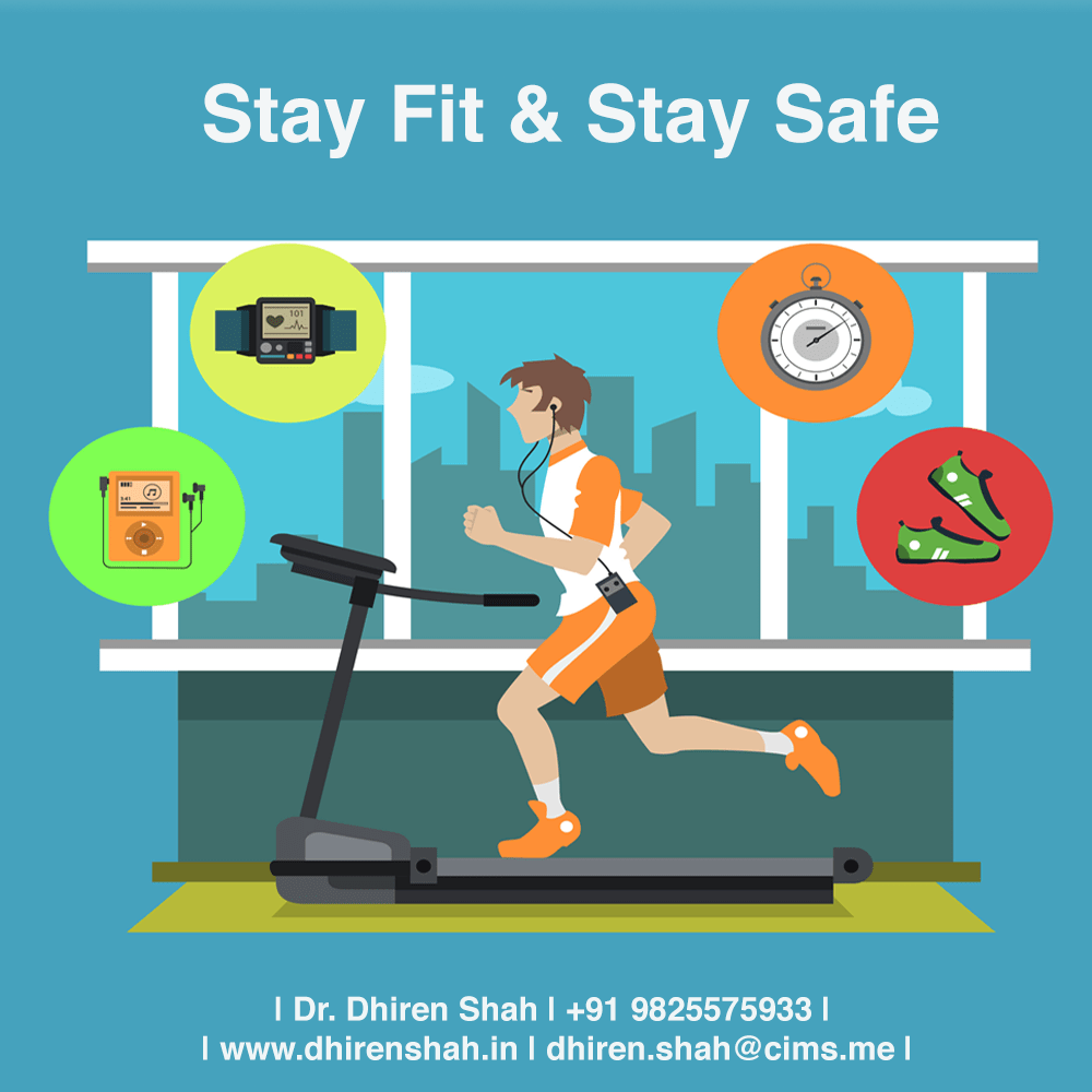Stay Fit & Stay Safe