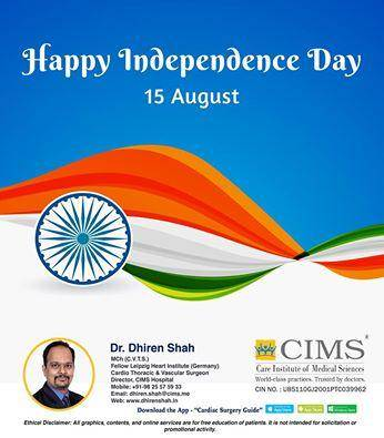 Happy Independent Day