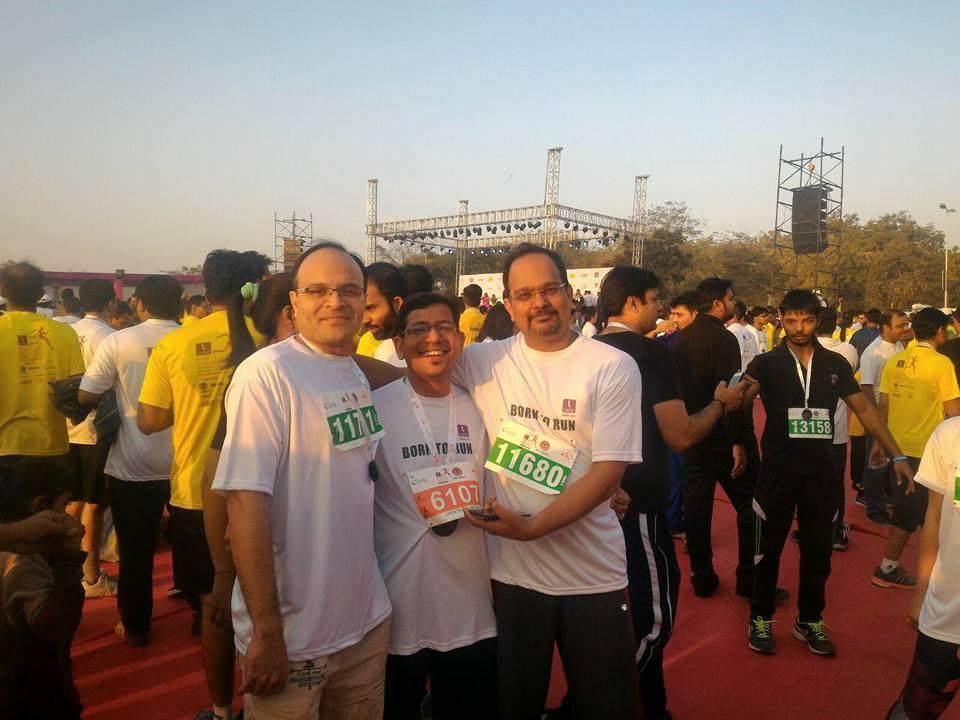 Safal Half Marathon