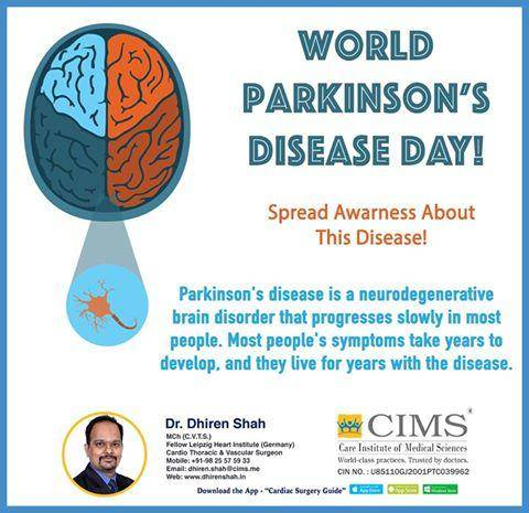 World Parkinson's Disease Day