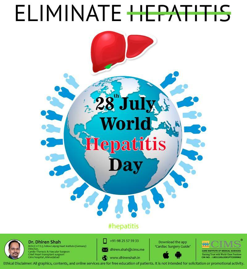 eleminate hepatitis