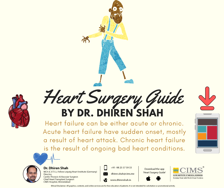 Heart Surgery Gide by Dr. Dhiren Shah